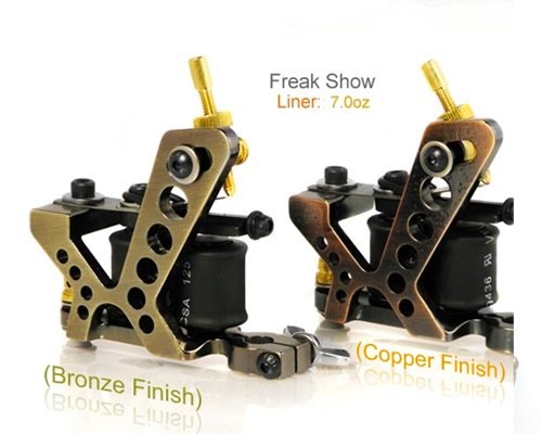 FREAK SHOW Tattoo Machine 8-Wrap