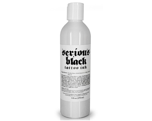 Tinta Serious Black