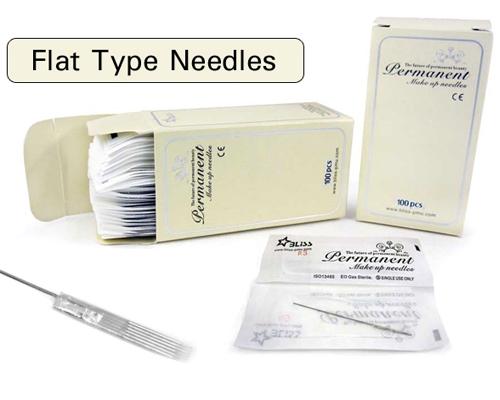 Flat Needle Type