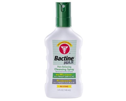 Bactine Max Spray