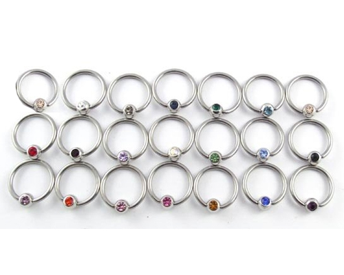 Discontinued Piercing Jewelry (BCR)
