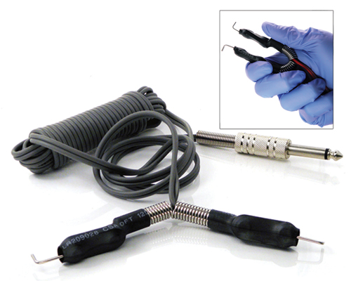 Premium Hard Spring Clip Cord