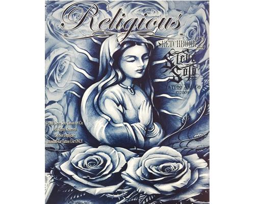 Religious Sketchbook #2