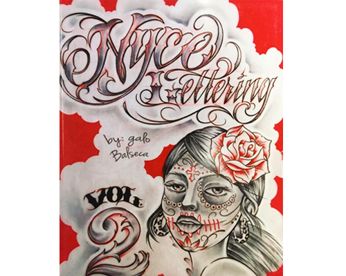 Nyce Lettering Vol 2