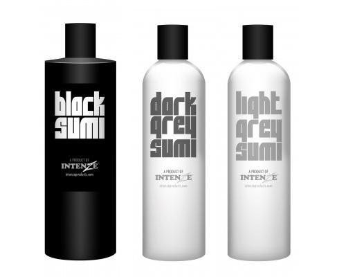 Intenze Sumi Grey Wash & Black