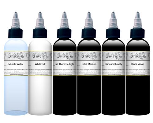 Mark Mahoney Gangster Grey Ink Set