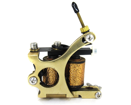 Clash Tattoo Machine (Brass)