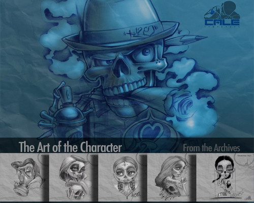 The Art of the Character Vol 2