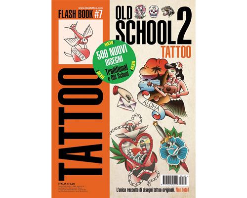 Old School #2 Flash Book