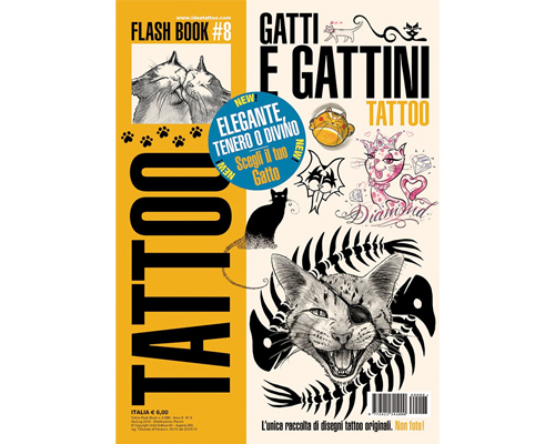 Cat & Kitten Flash Book