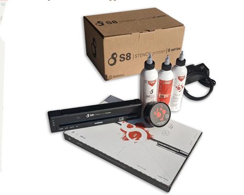 S8 Pocketjet Thermal Printer