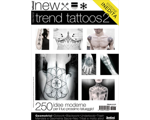 Variety Tattoos Reference Book