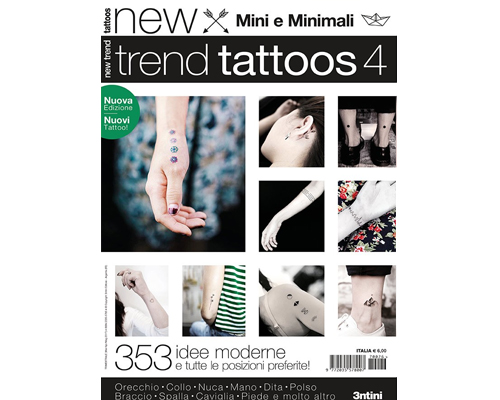 Mini Tattoo Reference Book