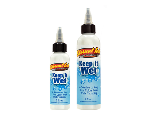 Keep It Wet Solution