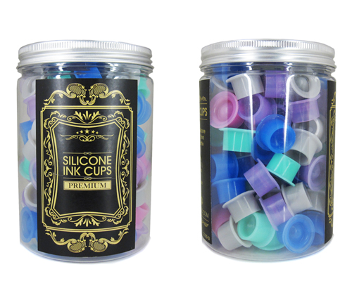 Silicon Suction Ink Cups