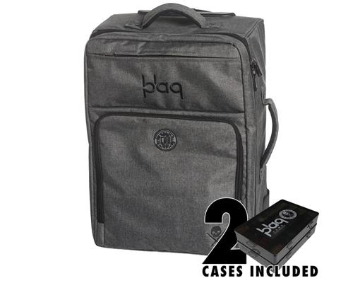 Blaq Paq Traveler Luggage