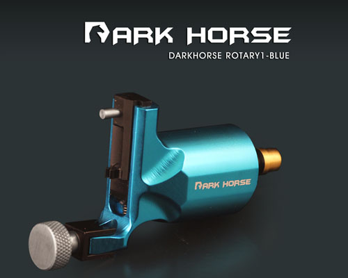 Dark Horse Rotary (Blue) RCA