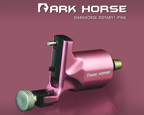 Dark Horse Rotary (Pink) RCA