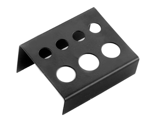 Black Tilted Ink Cup Holder