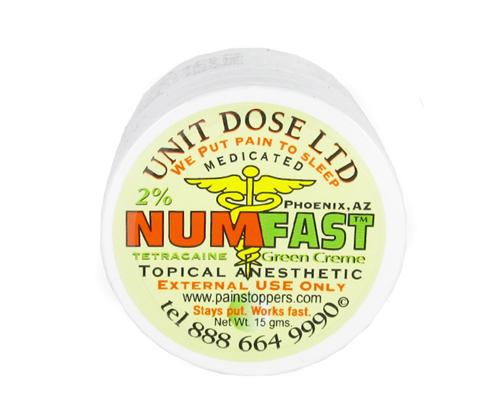 NumFast Ointment