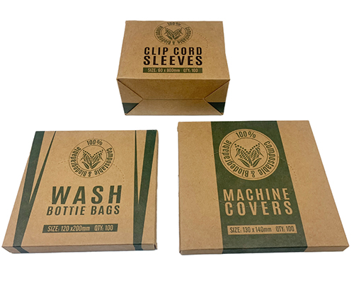 Biodegradable Covers