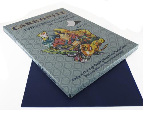 Carbonite Paper (Defective Batch)