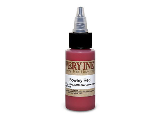 Bowery Series Red