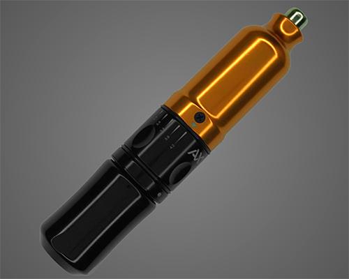 Valhalla Pen (Bright Orange)