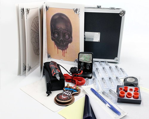 Apprentice Tattoo Kit 7