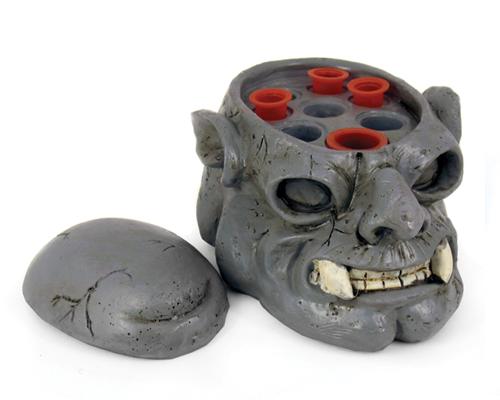 Monster Ink Cup Holder