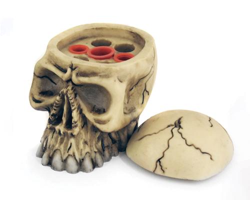 Receptaculo para Tinta Skull