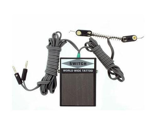 Pedal de Pie & Clip Cord Combo (Cable Banana)