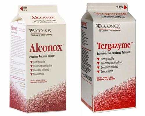 Alconox & Tergazyme Detergent