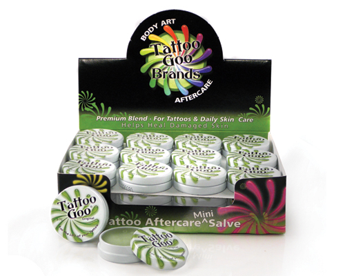 Tattoo Goo Aftercare