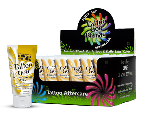 Tattoo Goo Lotion