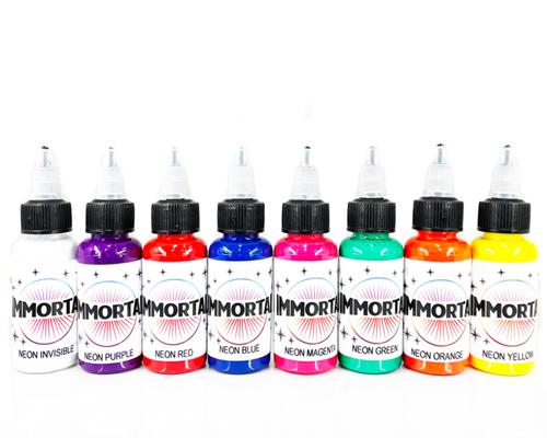 8 Pack Neon Set