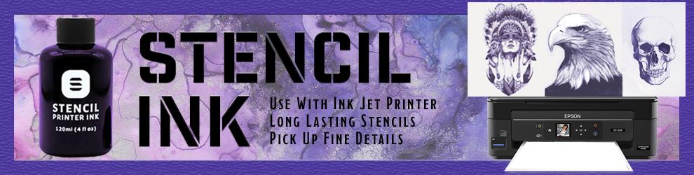 Stencil Ink