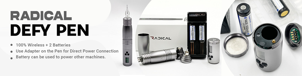Defy Wireless Pen by Radical
